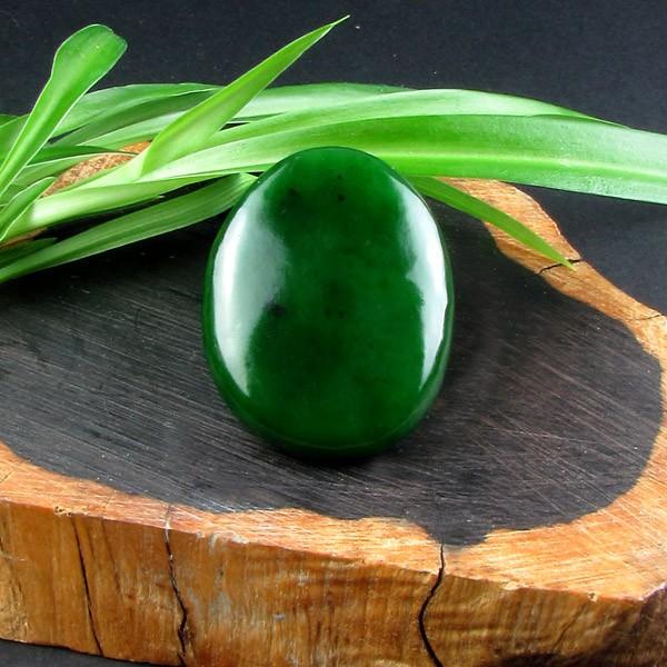 和田玉碧玉 菠菜绿 挂件 笑佛图片