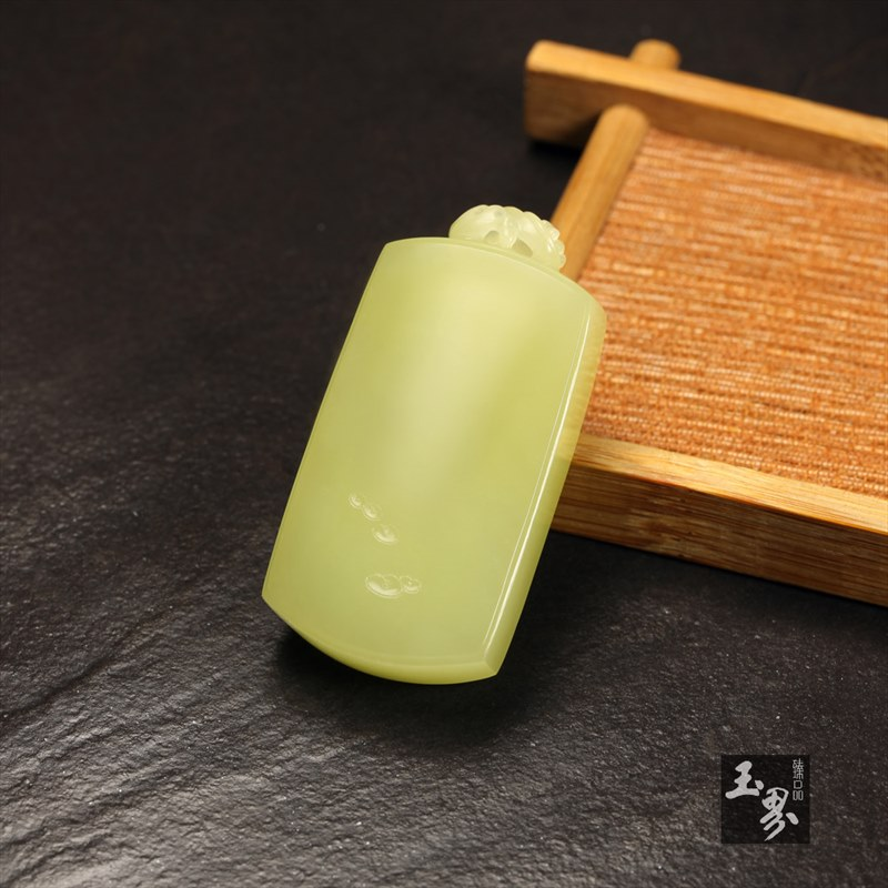 黄玉牌-春塘