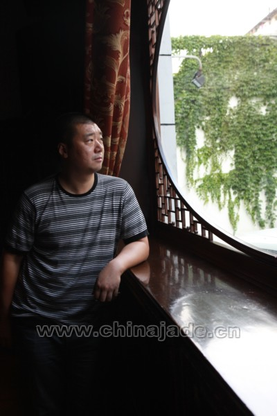 中国玉雕大师 蒋宏利