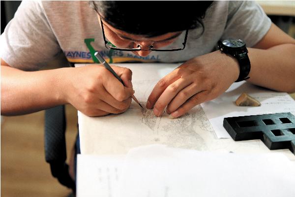 达意 笔画 立骨 学工 我们/学工笔画,对我们雕刻者来说相当重要,从学工笔画中让我体会到...
