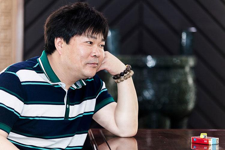 中国玉石雕刻大师杨光