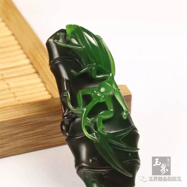 宁可食无肉 不可居无竹——玉雕竹趣