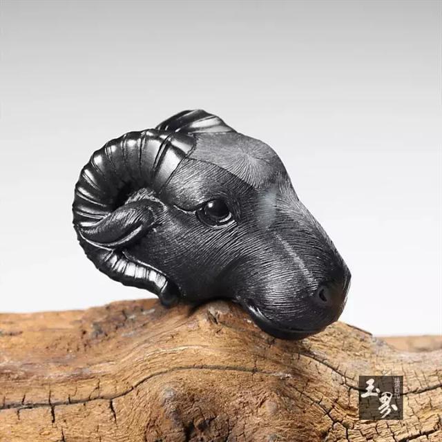 辟邪护身 吉祥有福——玉雕中的兽首元素